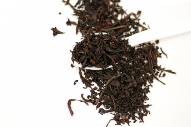tea leaves by Arvind Balaraman
