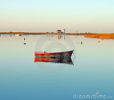 boat from dreamtime