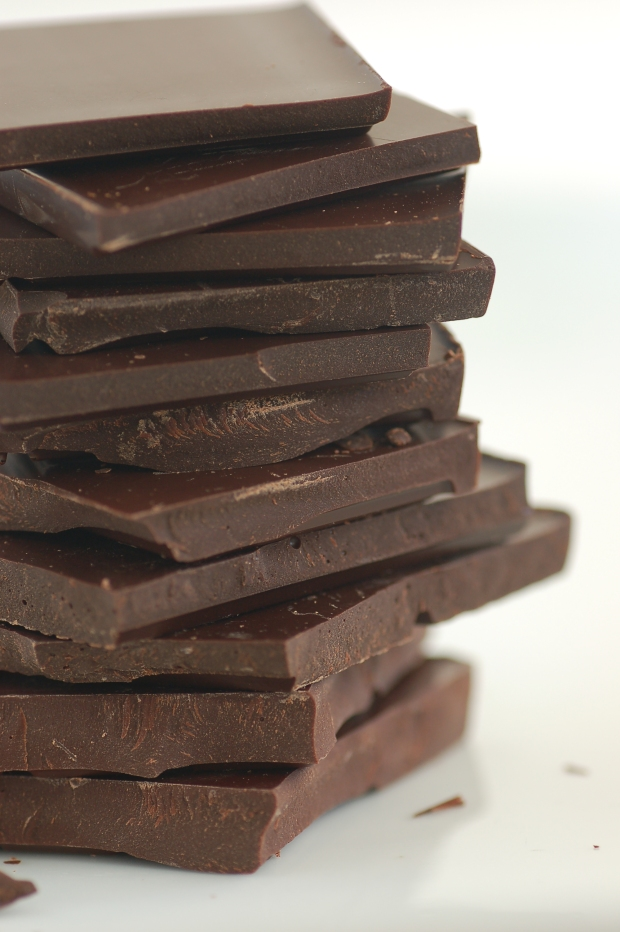 chocolate stack by jules