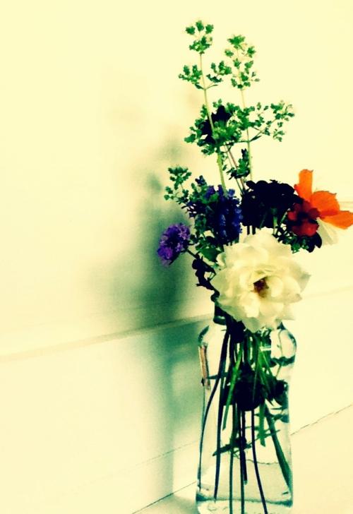 Indira anesan, White Bouquet III, 2013