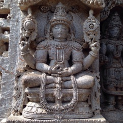 Indira Ganesan, Vishnu Padmasana, 2014