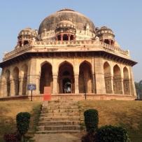 Indira Ganesan, Muhammed Shah Sayyid's Tomb, Lodhi Gardens, 2014
