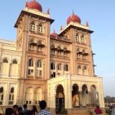 Indira Ganesan, Mysore Palace Exterior, 2014
