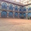 Indira Ganesan, Mysore Palace Courtyard, 2014