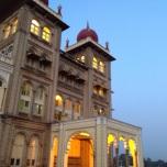 Indira Ganesan, Mysore Palace I, 2014