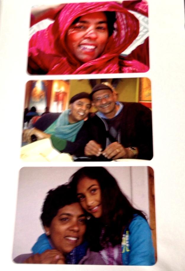 Rosie, Rosie & Badri, Rosie & Jaishree