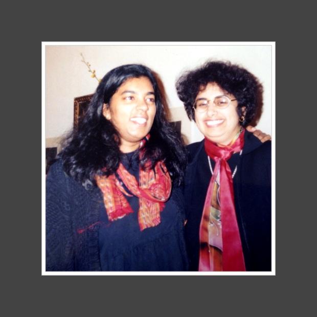 Rosie and Indira