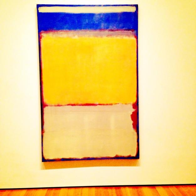 Mark Rothko, No 13, 1949 MoMA