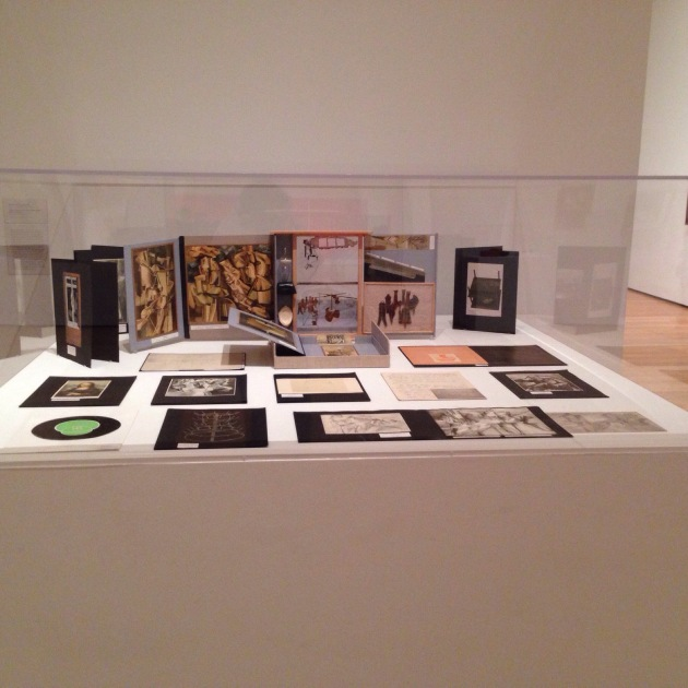 Marcel Duchamp, From or By Marcel Duchamp or Rrose Selavy (Box in a Valise) 1958 MoMA Library