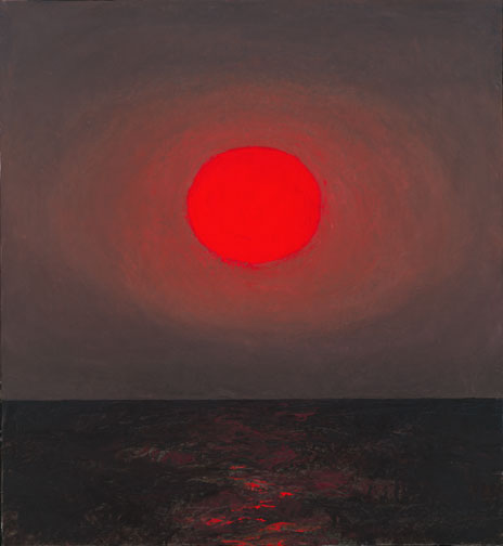 Pat de Groot, April-Pink Moon, 2004
