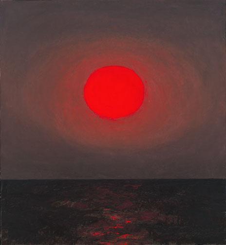 Pat de Groot, April-Pink Moon, 2004
