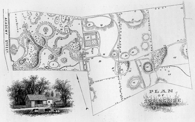 Sringside Planss/ upload.wikimedia.org/wikipedia/commons/e/e7/Springside_plans.jpg
