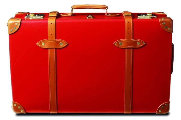 Globetrotter  Centenery Suitcase,
