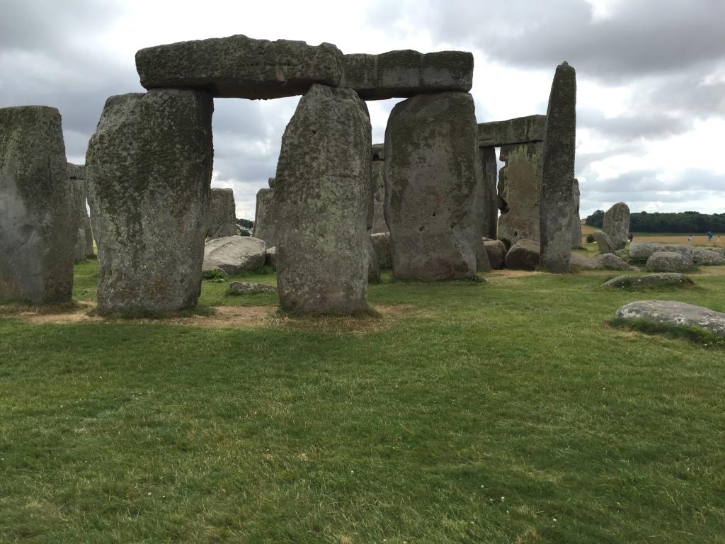 Indira Ganesan,Stonehenge II, 2016