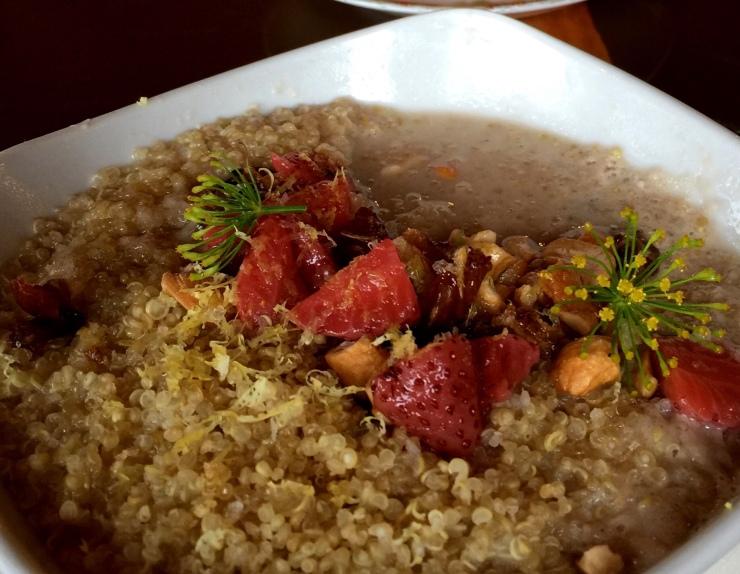 Sunbird Quinoa Porridge